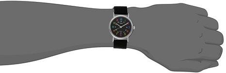 Đeo đồng hồ timex T2N8559J