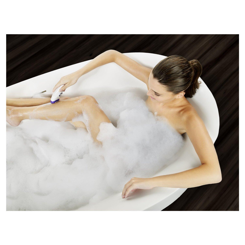 Máy nhổ lông Braun 9579 Silk-épil Legs, body & face wet & dry