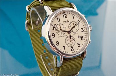 Đồng hồ Timex Men's TW2P714009J Weekender