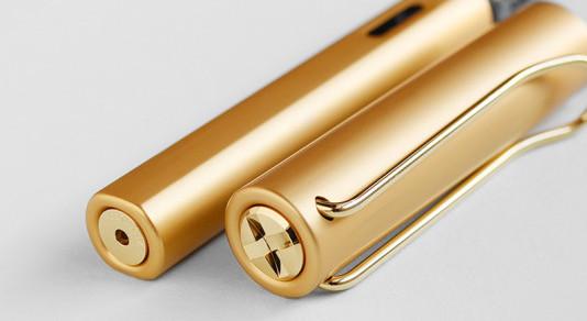 Nắp Bút Lamy LX - Màu Gold (Au)