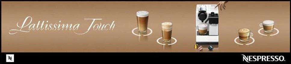 cà phê Nespresso Lattissima