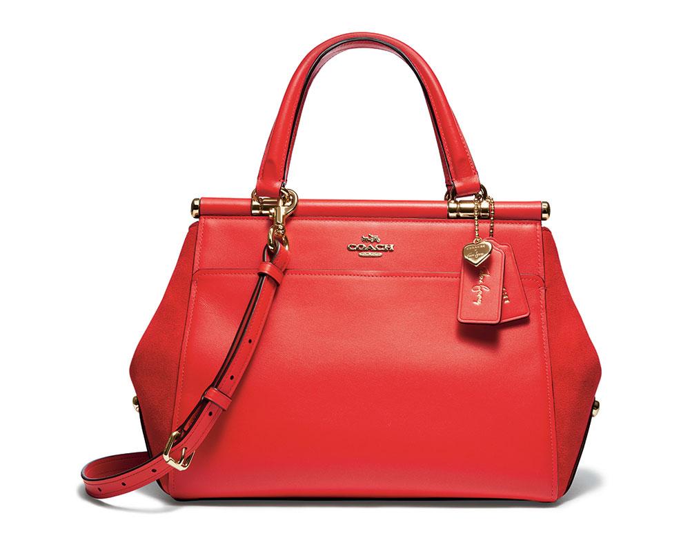 Túi Selena Grace của bộ sưu tập Coach x Selena Gomez