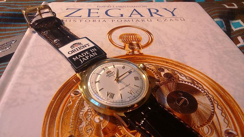 Đồng hồ Orient Bambino Gen 2 SER24009W0