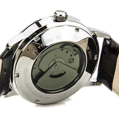 Mặt sau đồng hồ Orient ER27008W Classic Automatic Watch