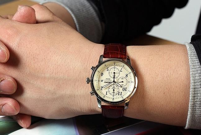 Đồng hồ Seiko SNDC31 thiết kế thanh lịch