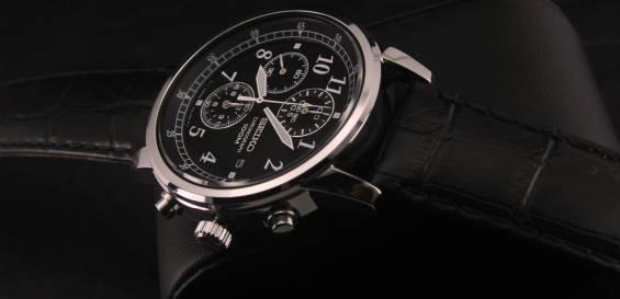 Đồng hồ Seiko SNDC33 Classic Black Leather