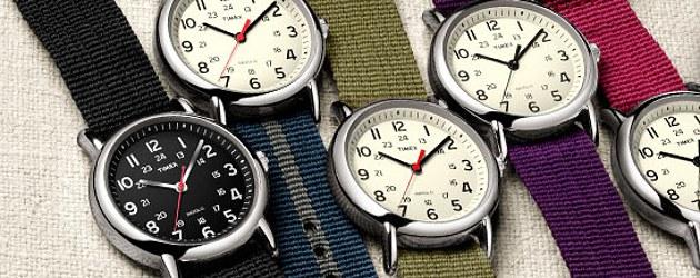 Đồng hồ Timex Weekender năng động