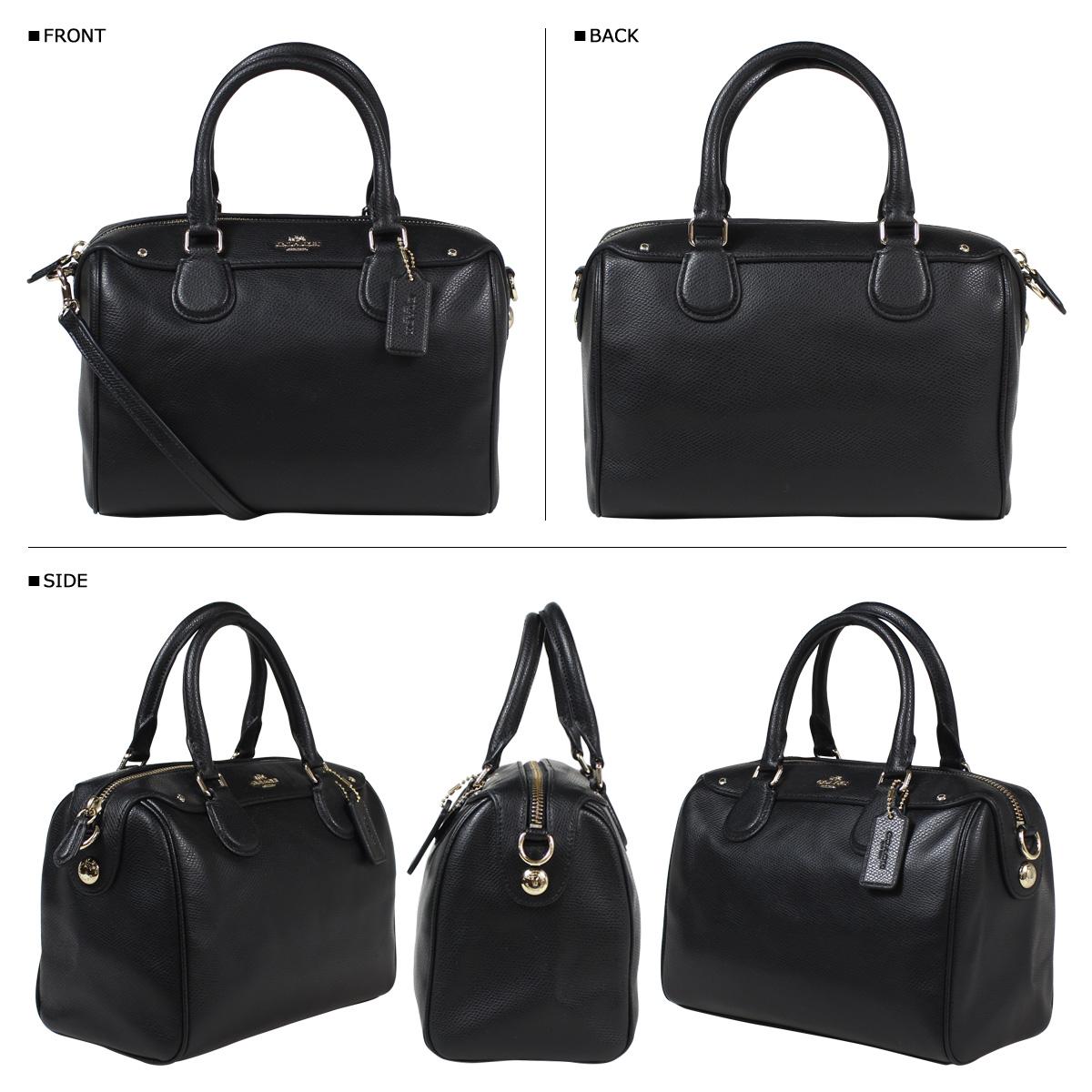 Túi Coach Handbag Black Women's F36624 IMBLK - Chính hãng