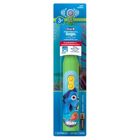Oral-B Pro-Health Battery Toothbrush Finding Dory
