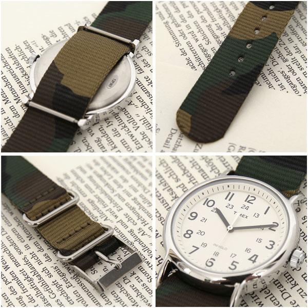 Đồng hồ Timex T2N651 Weekender