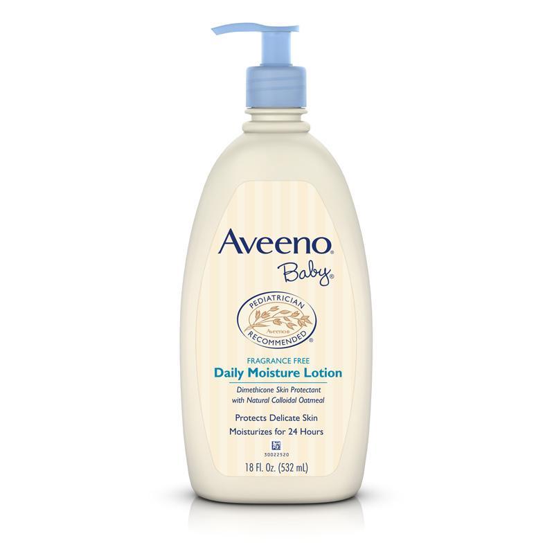 Kem dưỡng ẩm cho bé Aveeno Baby Daily Moisture Lotion