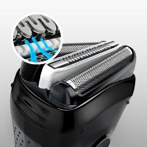 Kỹ thuật MicroComb giúp cạo râu nhanh hơn