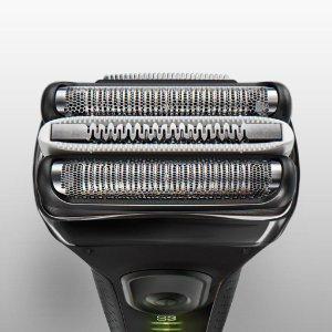 Kỹ thuật SensoFoil dùng trong máy cạo râu Braun