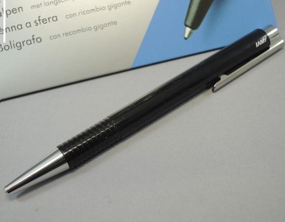 Bút bi Lamy M+ - Màu đen (Black) - L204