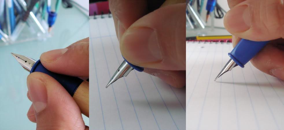 Ngòi Bút Lamy ABC - Màu xanh