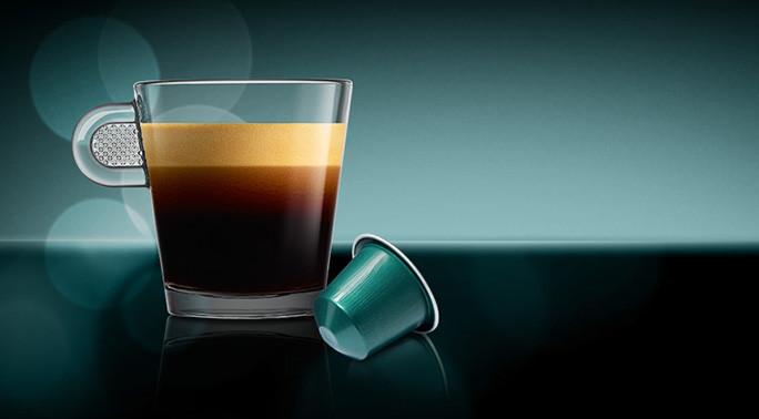Viên nén cà phê Nespresso FORTISSIO LUNGO