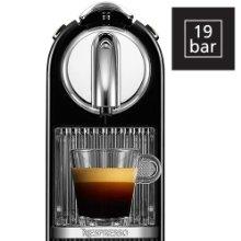 Máy pha cafe Nespresso Citiz với hệ thống pha chế áp suất cao và điều chỉnh nhiệt độ xuất sắc