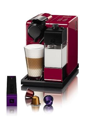 16 viên dùng thử đi kèm với máy pha cà phê Nespresso Lattissima