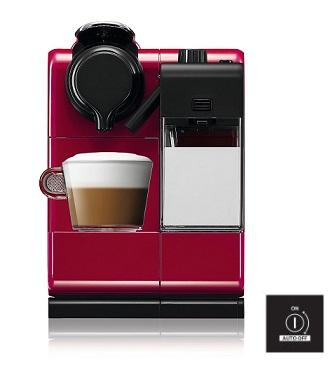 Máy pha cà phê Nespresso Lattissima giúp tiết kiệm điệm khi dùng