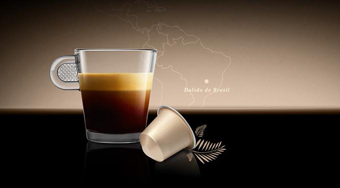 Viên nén cà phê Nespresso DULSÃO DO BRASIL
