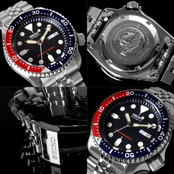 Đồng hồ Seiko SKX009KD