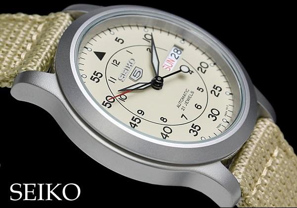 Mặt đồng hồ Seiko SNK803 (SNK803K2)