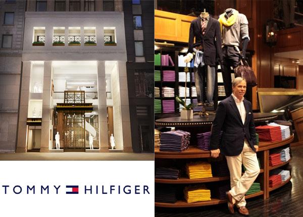 Nhãn hiệu Tommy Hilfiger