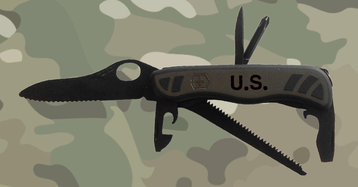 Dao chiến đấu đa năng của quân đội Mỹ