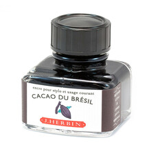 Mực J. Herbin - Màu nâu Cacao (Cacao du Brésil) -  45 - 30ml