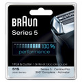 Đầu máy cạo râu Braun Series 5 Combi 51s Foil And Cutter Replacement Pack (Formerly 8000 360 Complete Or Activator)