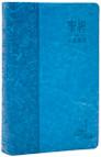 S27TS03J2 聖經新譯本 心靈關懷聖經 仿皮齊邊 繁