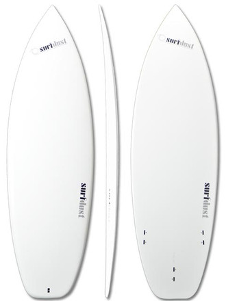 Tri Fins Short Boards SURFDUST Surfboards 5.4ft