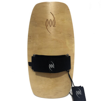 Bodysurfing Handboards - Hand Body Soul - Wood Handplane