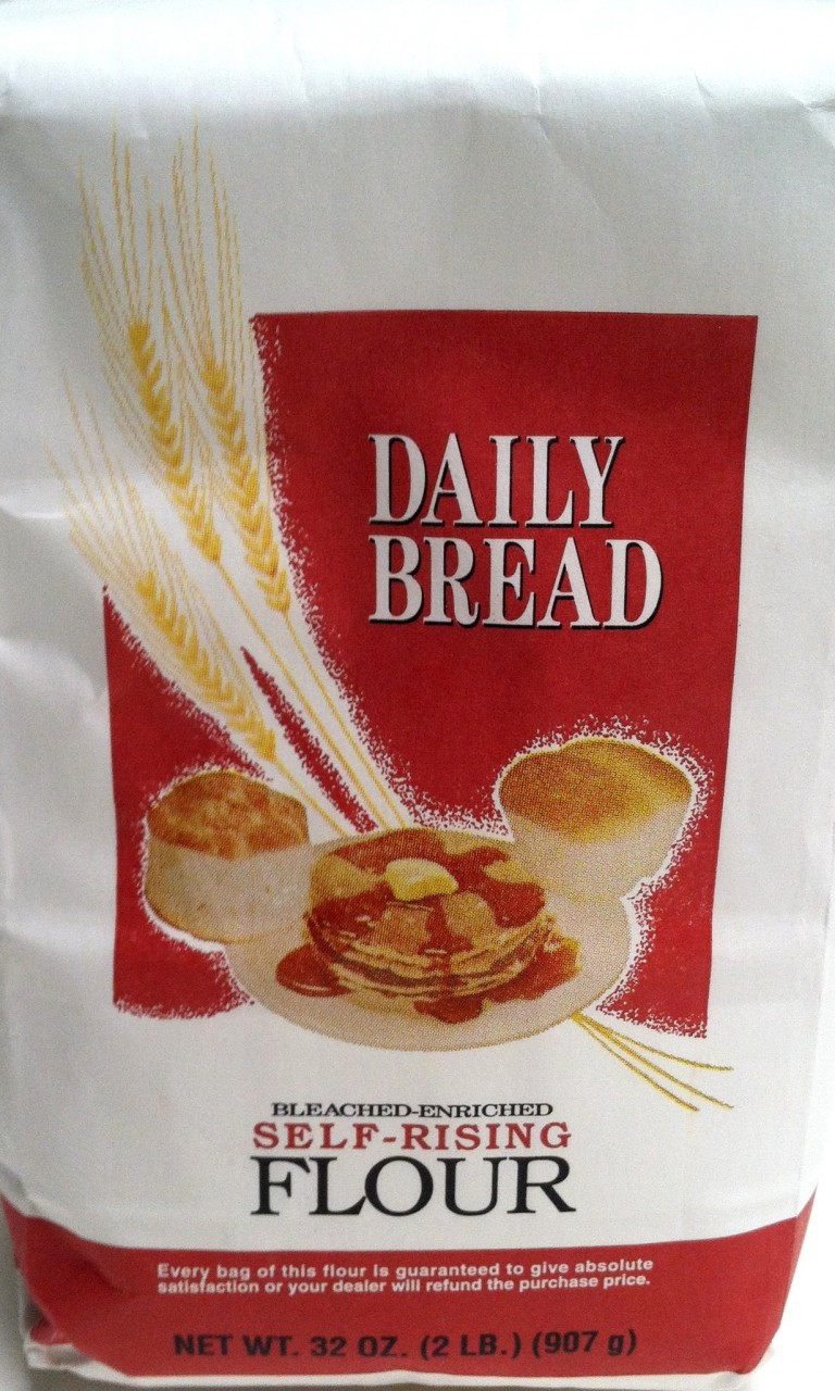 Daily Bread Self-Rising Flour (2lb) - Lakeside Mills