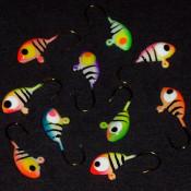 #8 Neon Tiger Kit - 10pcs