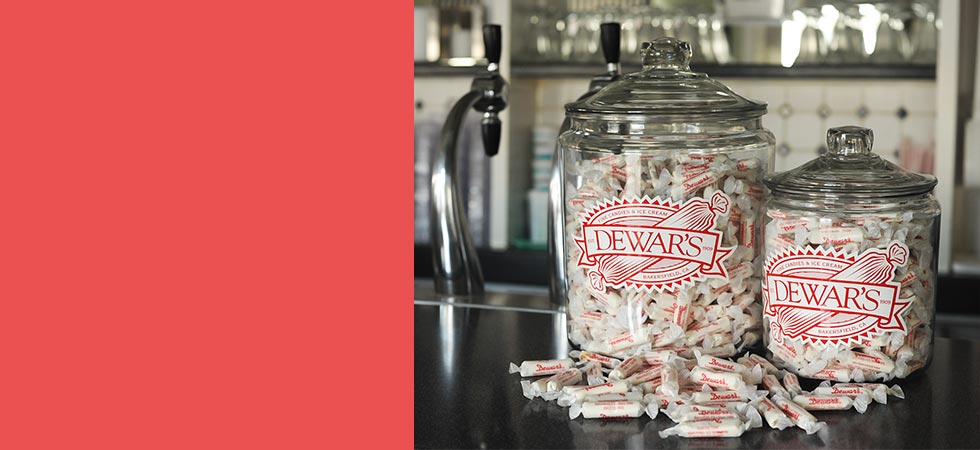 Taffy Jars