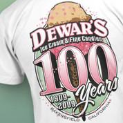 100yr Anniversary Tee
