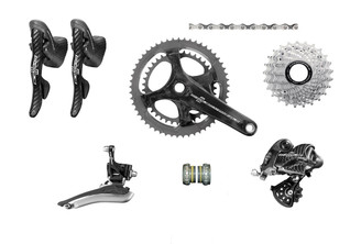 Campagnolo Chorus Ergo Groupset (less calipers)