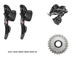 Campagnolo Record Ergo 4 piece Conversion Kit