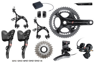 Campagnolo Super Record EPS Groupset