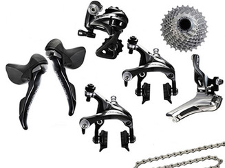 Shimano Dura-Ace 9000 STI 6 piece Upgrade Kit