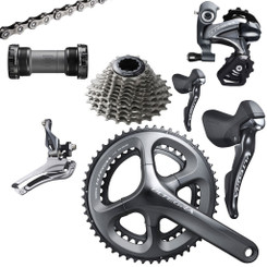 Shimano Ultegra 6800 STI Groupset (less calipers)