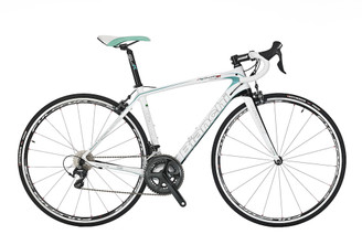 Bianchi C2C Infinito CV Shimano STI equipped Carbon Bicycle, White - Build It Your Way