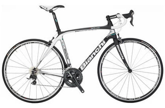 Bianchi C2C Infinito Shimano Ultegra 6770 Di2 equipped Carbon Bicycle, Carbon / Silver - Build It Your Way
