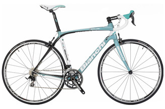 Bianchi C2C Infinito Shimano Ultegra 6700 equipped Carbon Bicycle, Celeste Green - Build It Your Way