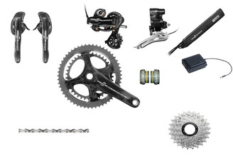 Campagnolo Chorus EPS Groupset (less calipers)