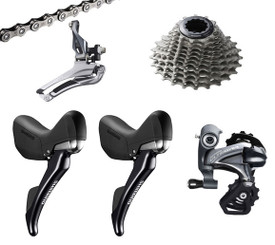 Shimano Ultegra 6800 Hydraulic STI 5 piece Conversion Kit