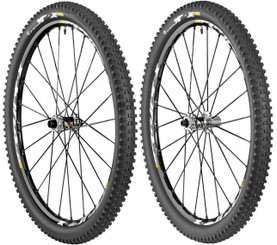 "Mavic Crossmax XL 26"" Disc Wheelset"