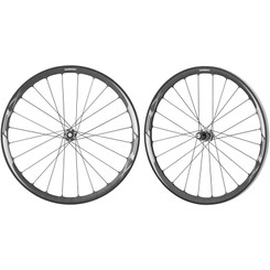 Shimano RX830 Carbon Tubeless Disc Clincher Wheelset