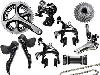 Shimano  Dura-Ace 9000 STI Groupset  11 speed